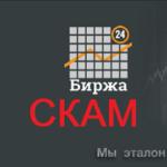 Birzha24 — скам