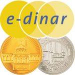 E-dinar пирамида