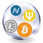 Основной список мировых криптовалют