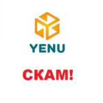 Yenu.pro — скам