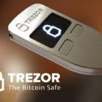 Trezor — аппаратный биткойн кошелек